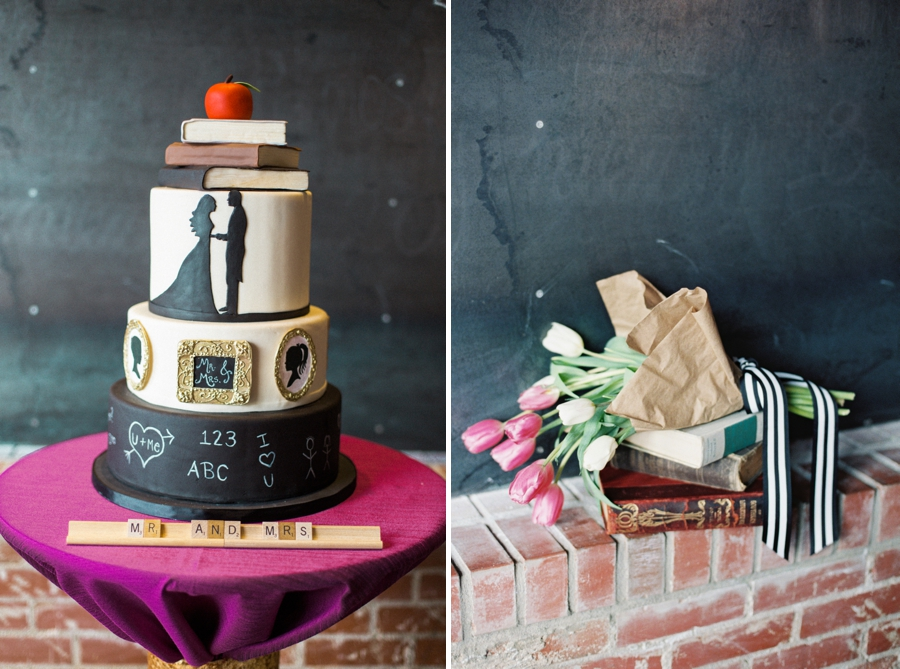 the cookery wedding styled shoot, nc makeup artist
